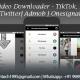 All In One Video Downloader Tik Tok, Facebook, Instagram, Whatsapp, Twitter, Vimeo