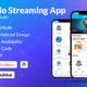 Radio App Android Online   Admob, Facebook, Startapp