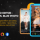 Spiral Photo Editor | Neon Effects – Blur Photo | Android 11 Support