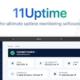 11Uptime – Uptime & Cronjob Monitoring Software 5.0.0 [Regular License]