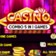 Combo Casino Games– 5 in 1 Unity Games